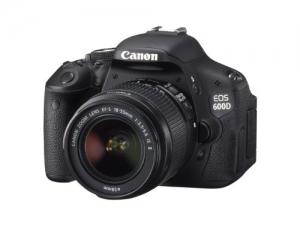 Canon EOS 600D Test