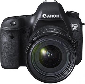 Canon EOS 6D Digital-SLR Kamera
