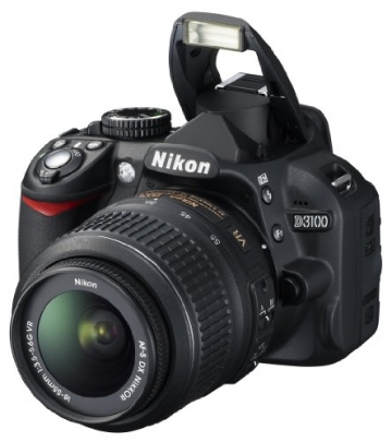 Nikon D3100 SLR-Digitalkamera