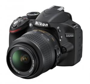 Nikon D3200 Testbericht