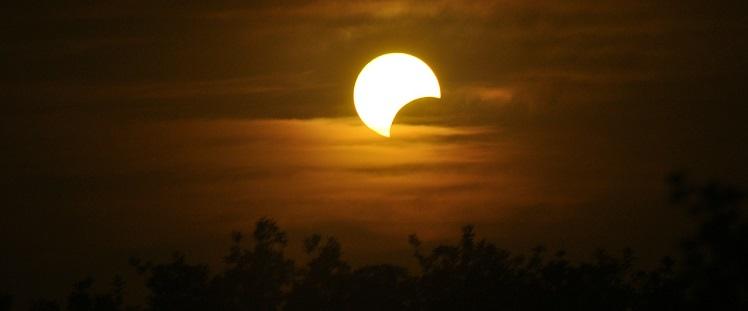 Sonnenfinsternis fotografieren