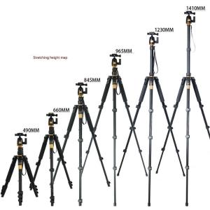 Spiegelreflexkamera-Stativ Test