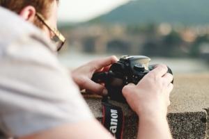 Vollformat-Spiegelreflexkamera