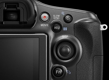 Sony Alpha 68 A-Mount Digitalkamera (24 Megapixel, 6,7 cm (2,7 Zoll) Display, 79-Phasen AF-Messfelder) inkl. SAL-1855 Objektiv schwarz - 13