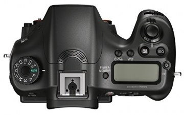 Sony Alpha 68 A-Mount Digitalkamera (24 Megapixel, 6,7 cm (2,7 Zoll) Display, 79-Phasen AF-Messfelder) inkl. SAL-1855 Objektiv schwarz - 8