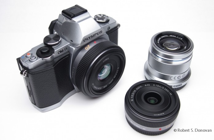 Spiegelreflexkamera vs. Systemkamera