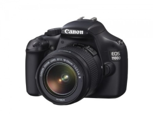 Canon EOS 1100D testbericht