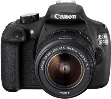 canon eos 1200d test