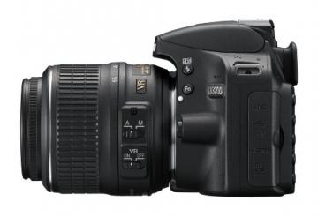 Nikon D3200 Test