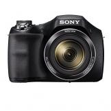 """Sony  Einstiegsbridge DSC-H300 (20.1 MP CCD Sensor (effektiv), 35x optischer Zoom, 25mm Weitwinkel-Objektiv, Optischer Bildstabilisator """"SteadyShot""""HD) schwarz - 1"""