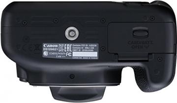 Canon EOS 1300D Digitale Spiegelreflexkamera (18 Megapixel, APS-C CMOS-Sensor, WLAN mit NFC, Full-HD) Kit inkl. EF-S 18-55mm IS Objektiv - 10