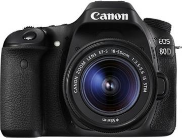 Canon EOS 80D Preisvergleich