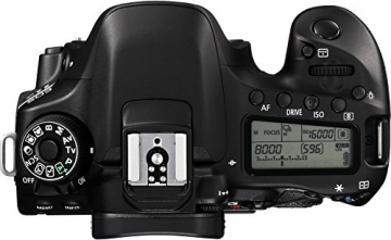 Canon EOS 80D Test