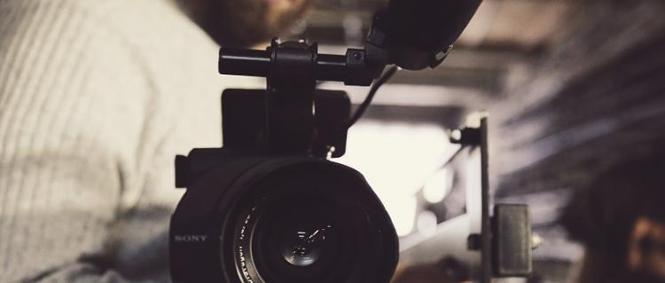 Kamera mikrofon test
