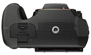 Sony Alpha 68 A-Mount Digitalkamera (24 Megapixel, 6,7 cm (2,7 Zoll) Display, 79-Phasen AF-Messfelder) inkl. SAL-1855 Objektiv schwarz - 12